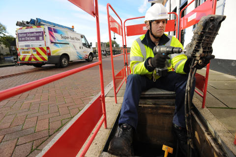 Take-up of high-speed broadband by East Riding homes and businesses doubles in just 12 months