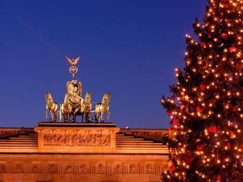 Kom i julestemning i Berlin
