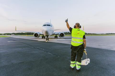Norrköping Airport tredje största ökningen i Sverige 2018