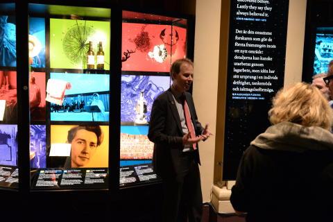 Nobelpristagarnas gåvor får ny utställning