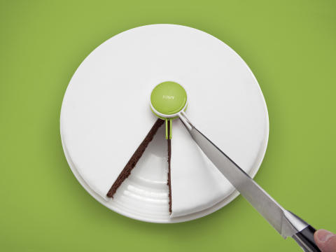 Klipy Cake Divider - Kakunjakaja