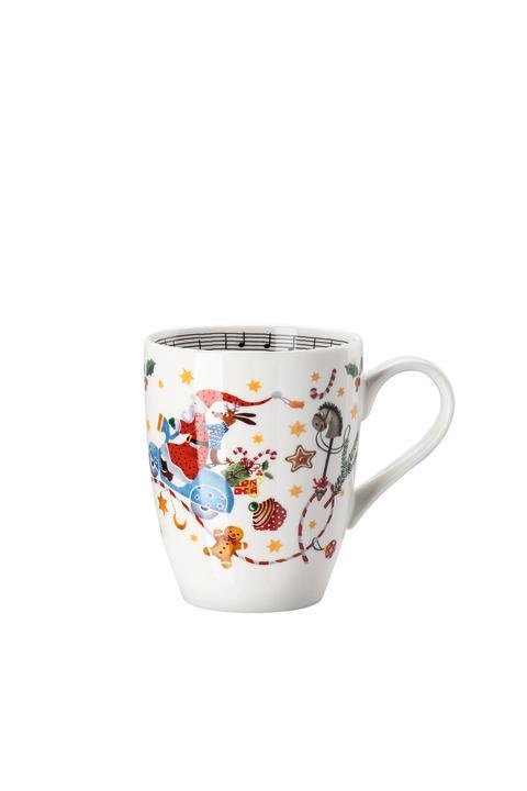 HR_'Morgen_kommt_der_Weihnachtsmann'_Mug_with_handle