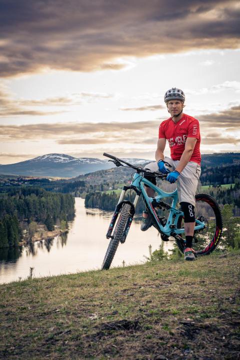 Team Åre Sweden - Robin Wallner porträtt