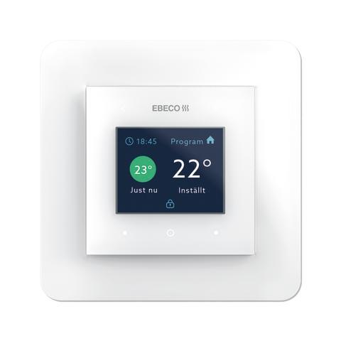 Innovativa funktioner i Ebecos nya termostat