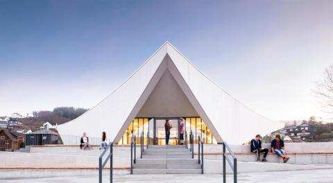 Ålgård Kirke er nominert til prestisjetung arkitekturpris i Milano