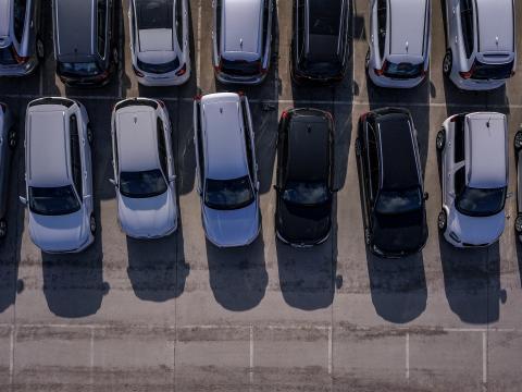 Försäljningen av begagnade personbilar minskade med 0,4% i maj