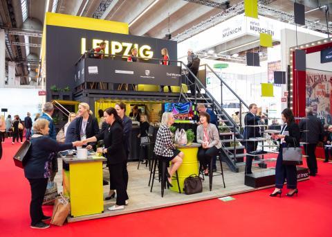 Leipzig-Präsentation auf der IMEX 2019 in Frankfurt
