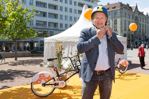 Mer Malmö till fler- hyrcyklar på plats!
