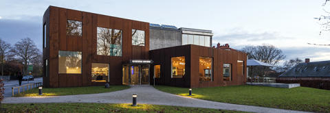 Skissernas Museum får Lunds stadsbyggnadspris