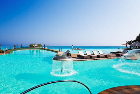 Sunprime Miramare Beach, Rodos, Kreikka