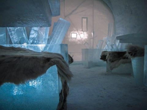 Nytt ishotell öppnar i Tromsö
