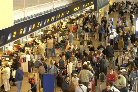 Increased capital spending to meet future travel needs