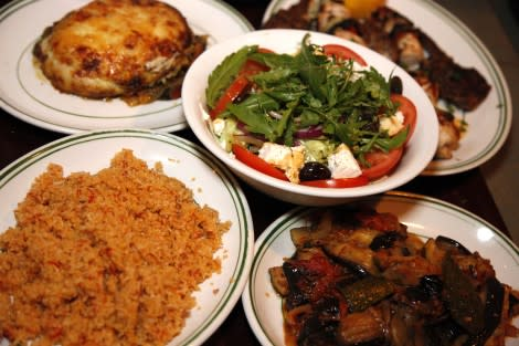 'Taste of Cyprus' Evening