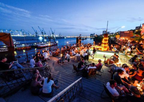 Havnen i Hamborg