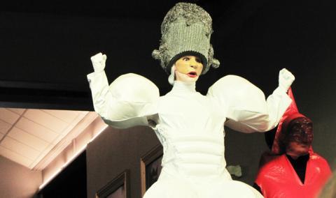 Art & Performens festival på Tjolöholms Slott – Program onsdag 26 juni
