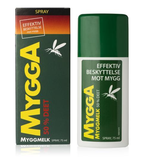 MyggA 50 % DEET