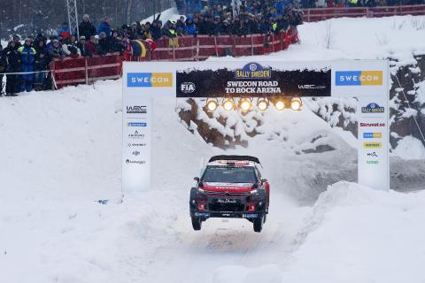 H.K.H. Prins Carl Philip inviger Rally Sweden 2019! Program och tider