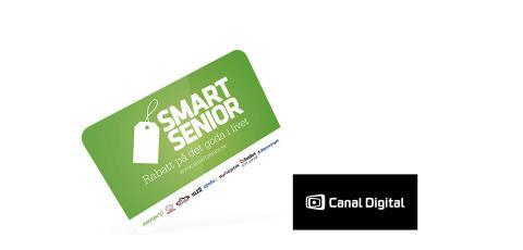 Smart Senior inleder samarbete med Canal Digital