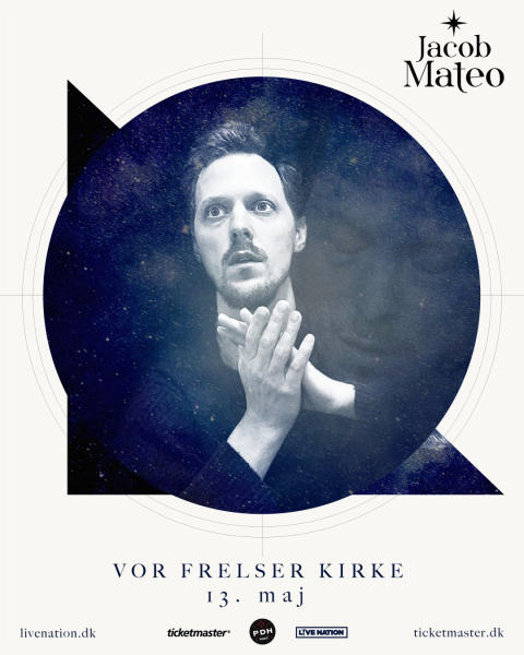 Koncert med Jacob Mateo: The Silence Has No Past.
