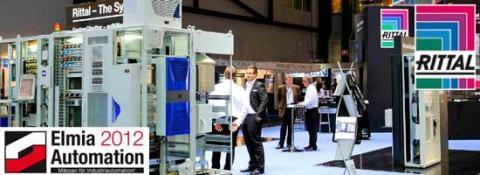 Träffa Rittal på Elmia Automation den 8-11 maj 2012!