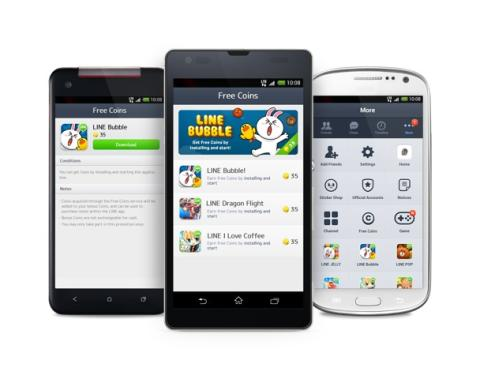 InMobi Concludes Agreement with LINE to Promote LINE Free Coins Globally