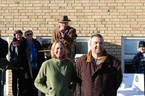 Vinnare i Matverk Dalsland, Elisabeth Forsdal och Per Åke Jern