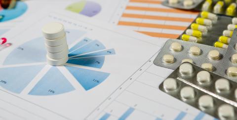 Liten vekst i apotekenes omsetning hittil i år