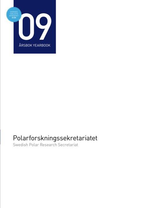 Nu är fina årsboken för 2009 klar!