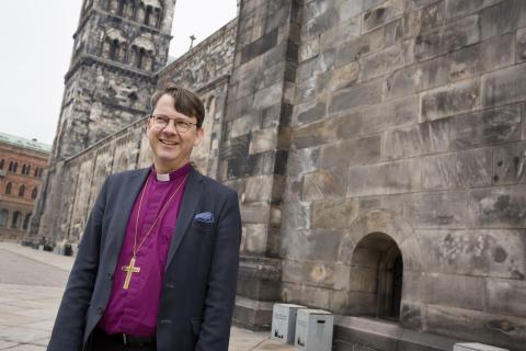 Biskop Johan samlar 100 kyrkoherdar till konferens om det kristna ledarskapet