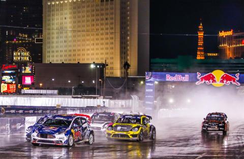 Joni Wiman voittoon Las Vegasissa