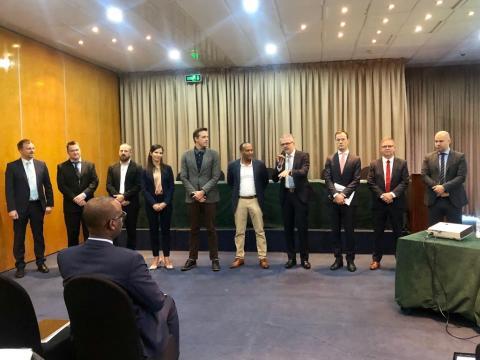 Stark efterfrågan på svensk miljöteknik i Afrika