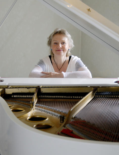 Gavatins jazzstipendium till Ann-Marie Henning