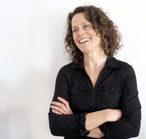 Johanna Byström Sims. Foto: Lasse Lindberg