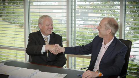 Siemens gir strøm til Martin Linge-plattformen