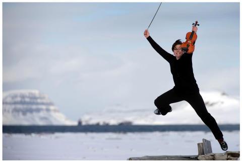 Mentorprogram for unge musikere i Nord-Norge