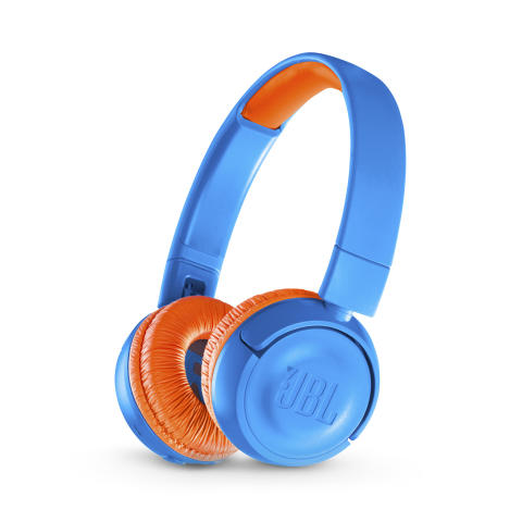 JBL JR300BT - Rocker Blue