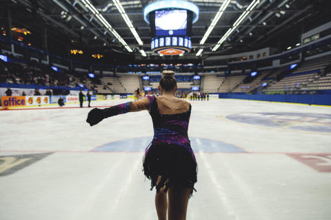 Finaldags för seniorer i The Nordics 2019