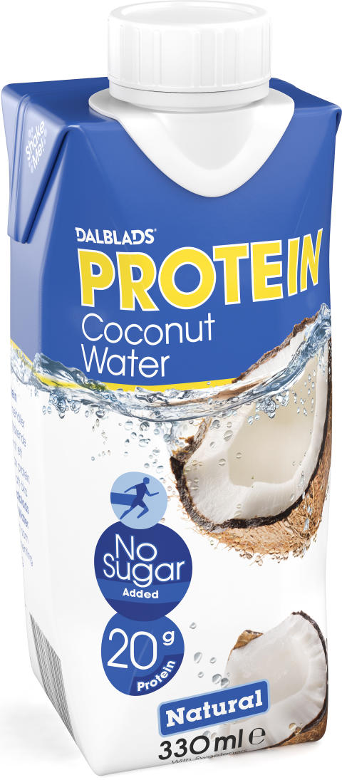 Dalblads Coconut Water Natural