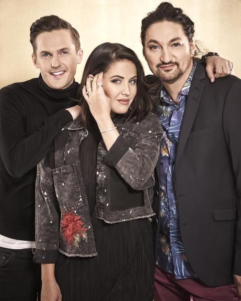 Christmas Night - David Lindgren, Molly Sandén & Thomas DiLeva