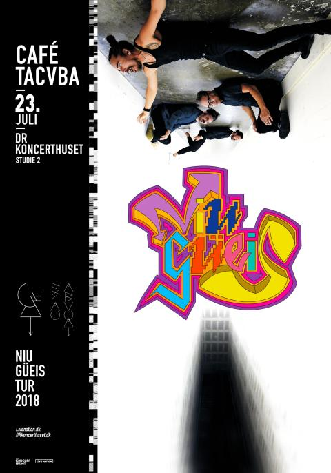 Café Tacvba  - Mexicos førende alternative rockband til Danmark