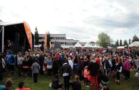 Kvällsöppet på Stora Nolia i Piteå – en succé!