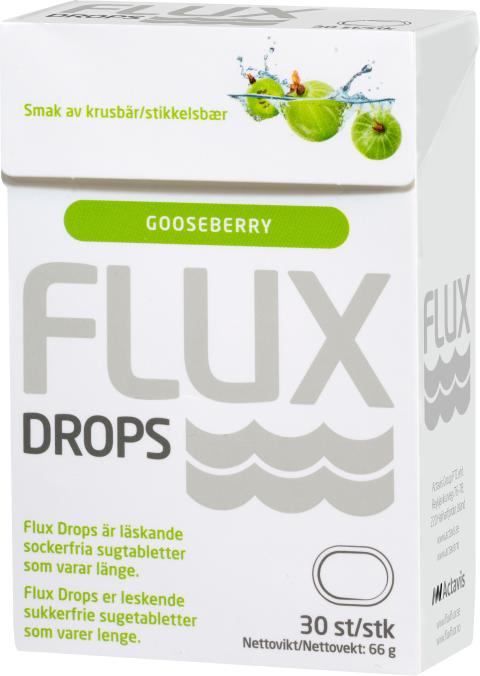 Flux Drops Stikkelsbær