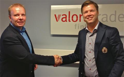 Fria aloittaa yhteistyön Valora Trade Finlandin kanssa