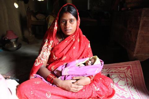 Ge bort en säker förlossning till mors dag