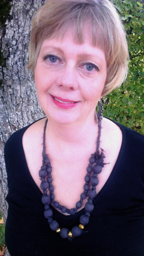 Elisabeth Holmgren - Producent föreningen Helt Barockt som bjuder in till barockmusikal för hela familjen på Svartsjö Slott