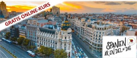 Bli expert på Spanien med ny utbildning online