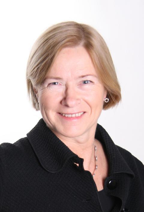 Södertörns högskolas rektor Moira von Wright