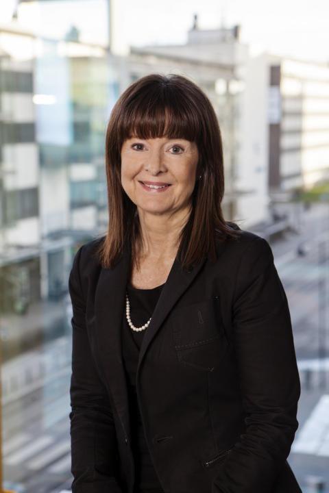 Charlotte Sandström, Chef Kommunikation