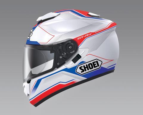 Shoei GT-Air mc-hjälm, Journey TC-2