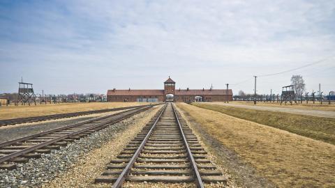 Om historia som upprepar sig på Förintelsens minnesdag 27 januari